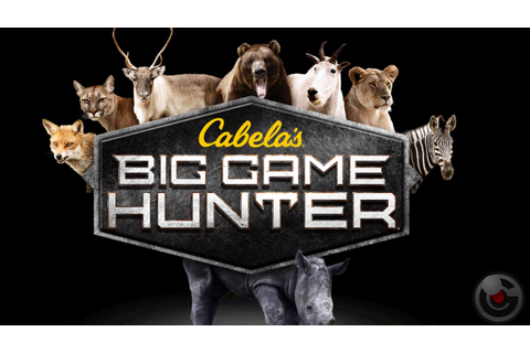 Cabela's Big Game Hunter - iPhone/iPad Gameplay - YouTube