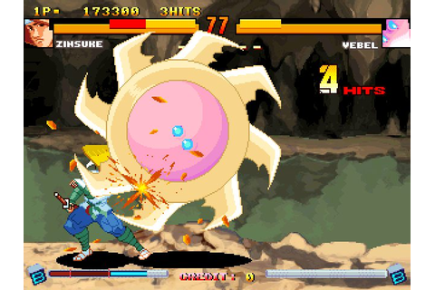 Asura Buster: Eternal Warriors (2000) by Fuuki Arcade game