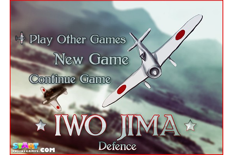 Iwo Jima Defence - Funny Car Games