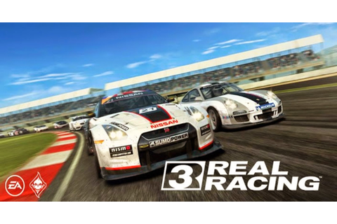 Real Racing 3 Apk+Data v3.2.2 MOD[Unlimited Money] Free ...