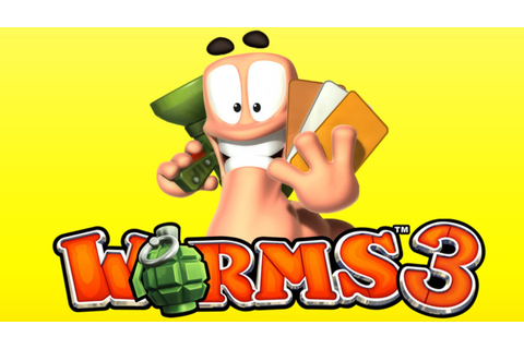 Worms™ 3 - Universal - HD Gameplay Trailer - YouTube