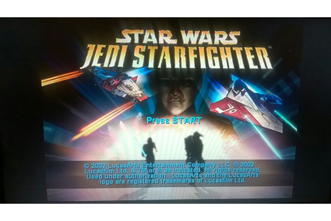 Star Wars: Jedi Starfighter (Xbox) Review – SamEarl13