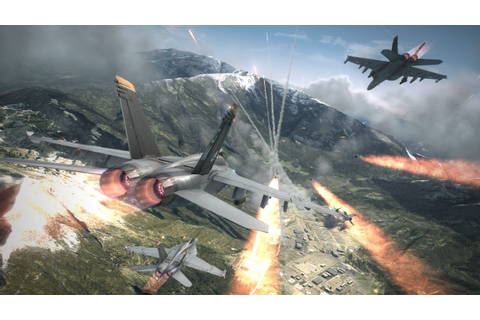 Ace Combat 6: Fires of Liberation is Now Available for ...