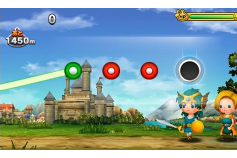 Theatrhythm Dragon Quest [Region Free] + (DLC) 3DS CIA ...