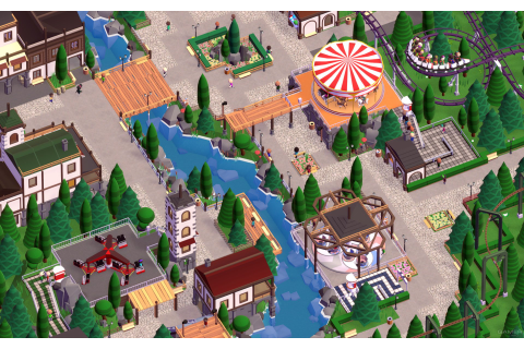 Parkitect (2018 video game)