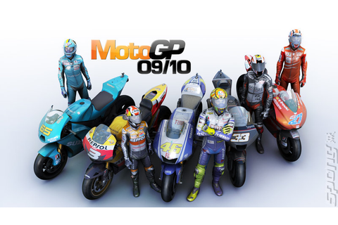 Artwork images: MotoGP 09/10 - Xbox 360 (1 of 6)