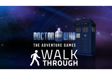 Doctor Who - The Adventure Games - Episode 1 | 2010 | BBC ...