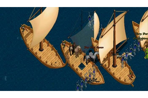 Lots of New High Seas Action Coming to Ultima Online ...