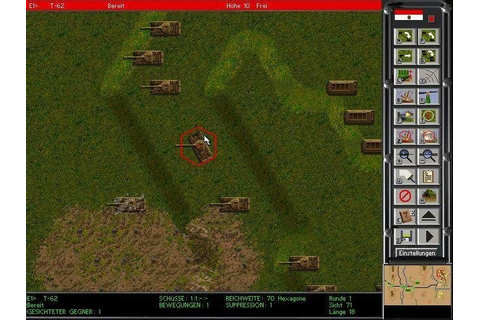 Steel Panthers 2 Modern Battles (1996) - PC Review and ...