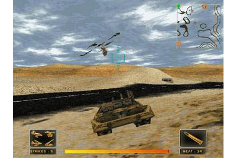 Full Gulf War Operation Desert Hammer version for Windows.