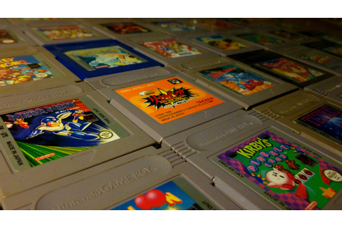 Love Without Anger: Obsession #2: Game Boy / Game Boy ...