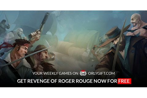 orlygift - Get Revenge of Roger Rouge now for FREE