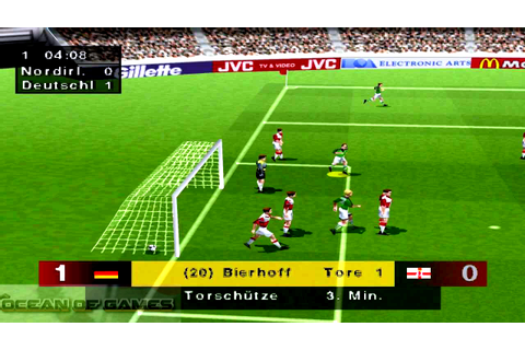 Ocean Of Games » FIFA 98 Road To World Cup Free Download