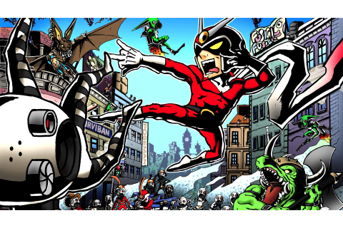 4 Viewtiful Joe HD Wallpapers | Background Images ...