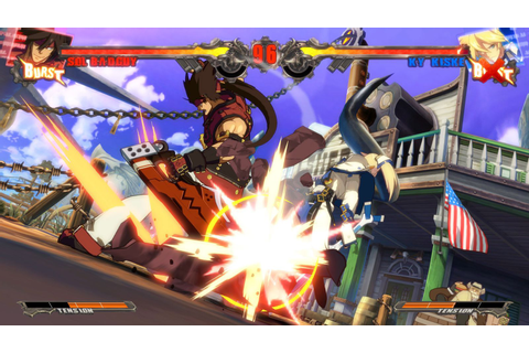 See how Guilty Gear Xrd's gorgeous 3D cel-shaded look was ...