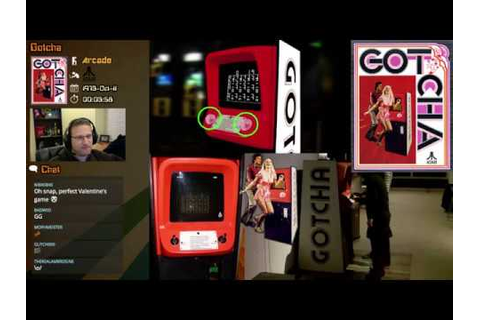 Gotcha (Arcade) - Video Game Origins - YouTube