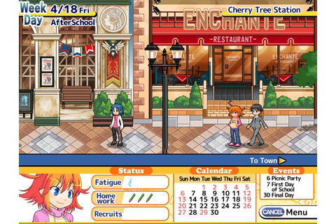 Cherry Tree High Comedy Club Screenshots - Video Game News ...