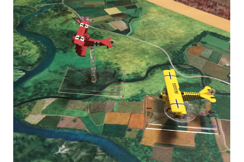 Review: Snoopy vs the Red Baron; Wings of Glory WW1 ~ WWPD ...