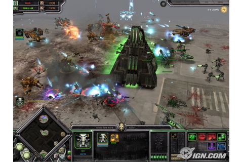 Warhammer 40k: Dawn of War I - Dark Crusade PC Game ...