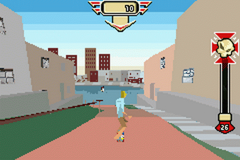 Play Tony Hawk's Downhill Jam Nintendo Game Boy Advance ...