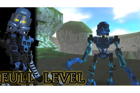 BIONICLE: Legend of Mata Nui Gali Full Playthrough - YouTube