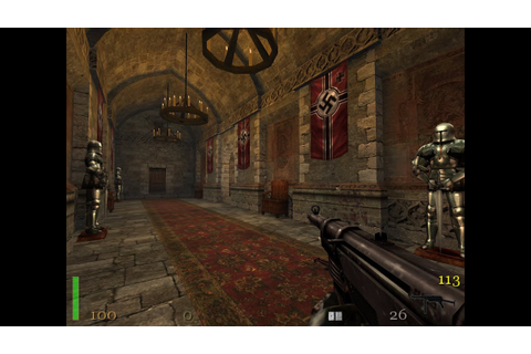 CGRoverboard RETURN TO CASTLE WOLFENSTEIN for PC Video ...