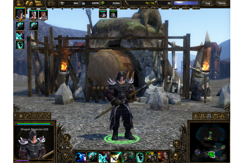 Spellforce 2 dragon storm add on pc
