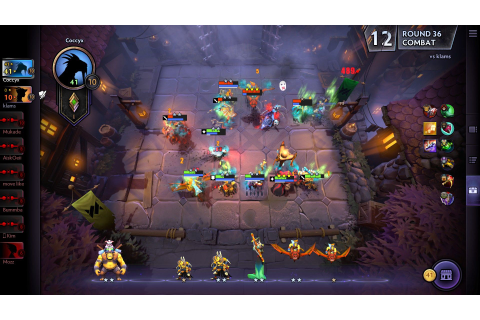 Why Dota Underlords is a good board game | Rock Paper Shotgun