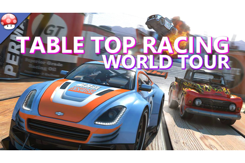Table Top Racing World Tour [1.73 GB] PC - INSIDE GAME