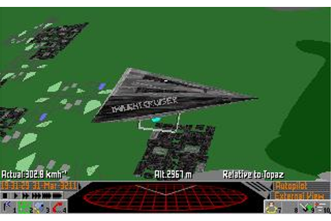 Frontier: Elite II Download (1993 Simulation Game)