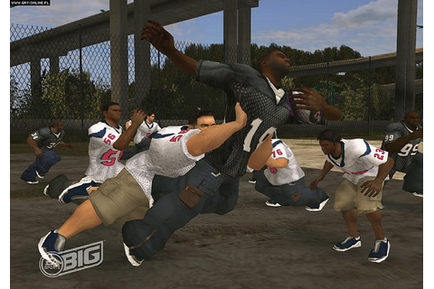 NFL Street 3 - screenshots gallery - screenshot 2/11 ...