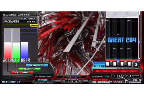 beatmania IIDX Resort Anthem Raise your hands(A) - YouTube