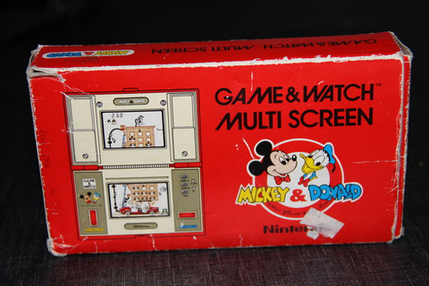 JEU ELECTRONIQUE VINTAGE 1982 GAME AND WATCH - Catawiki