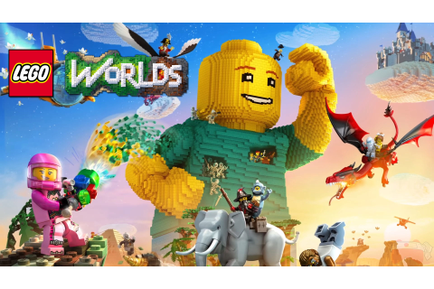 LEGO Worlds Review - Building on Childhood Memories