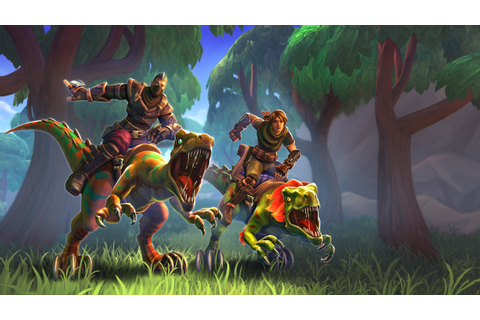 Realm Royale has lost around 93% of its player base
