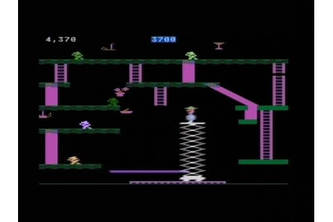 MINER 2049er (ATARI 800XL- FULL GAME + ZONE 10) - YouTube