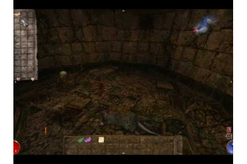 Arx Fatalis (PC) Gameplay - YouTube