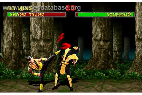 Mortal Kombat II - Arcade - Games Database
