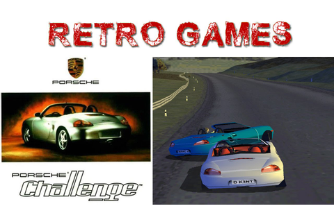 Porsche Challenge Gameplay - Good Old Games PS1 HD - YouTube