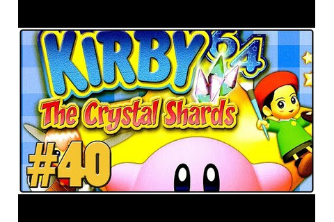 Kirby 64: The Crystal Shards - Definitive 50 N64 Game #40 ...