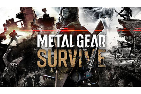 METAL GEAR SURVIVE - 無料ダウンロード| CRACKED-GAMES.ORG