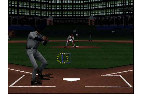 Major League Baseball featuring Ken Griffey Jr. (USA) ROM