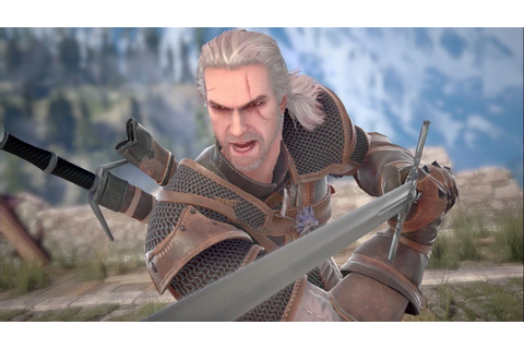 Soulcalibur 6 - 20 Minutes of Geralt Gameplay - Swords and ...