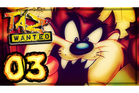 Taz Wanted Walkthrough Part 3 ~ 100% (PC, PS2, Gamecube ...