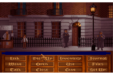 Download The Lost Files of Sherlock Holmes - My Abandonware