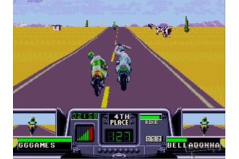 Road Rash 3: Tour de Force – Screenshot | GGGames