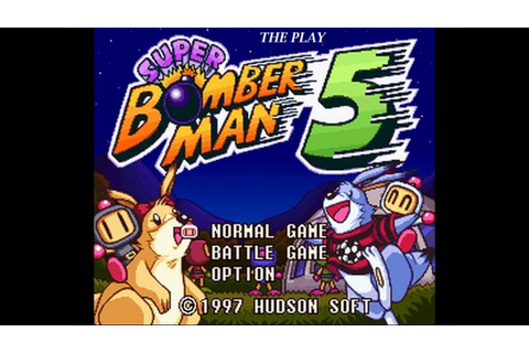 Super Bomberman 5, Game Over, theme song. - YouTube