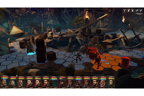 Blackguards 2 Hands On Impressions « Video Game News ...