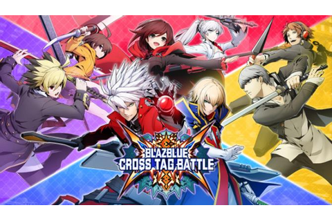 BlazBlue Cross Tag Battle Update v1 50 incl DLC-CODEX ...