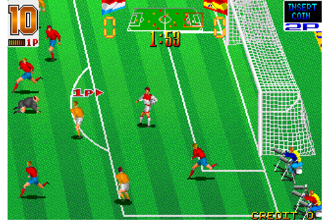 Football Champ - Videogame by Taito